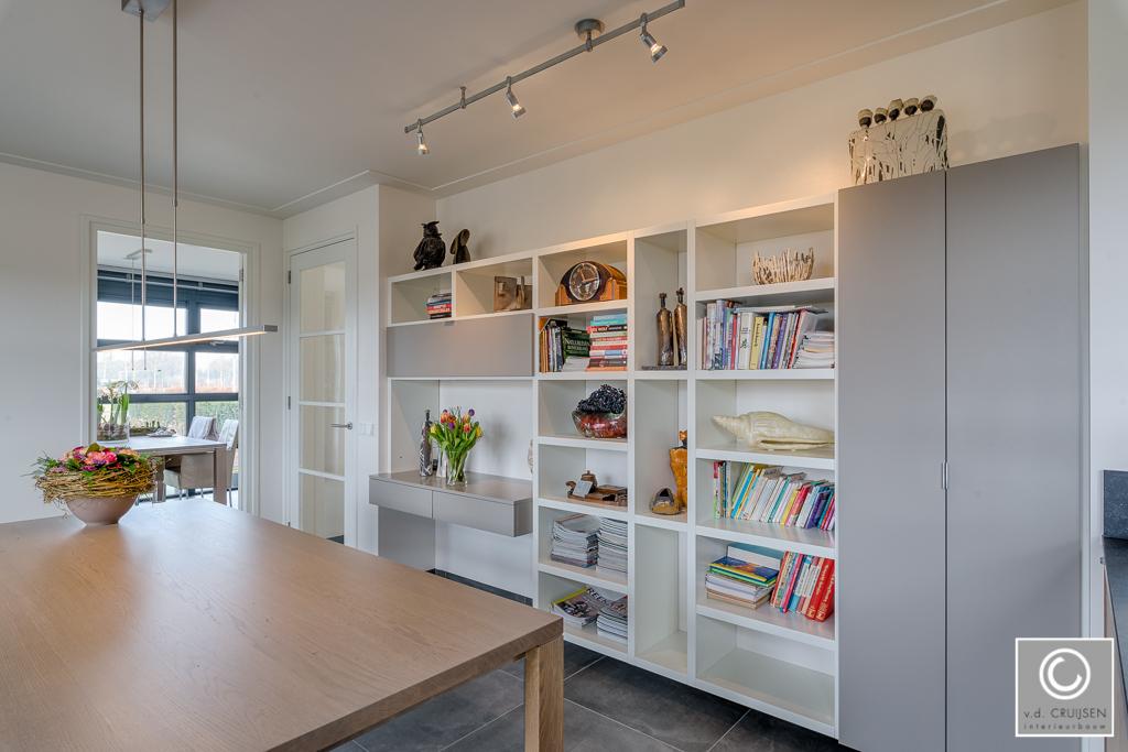 Keuken Wandkast 8 : Moderne keuken en interieur reek u van der cruijsen interieurbouw