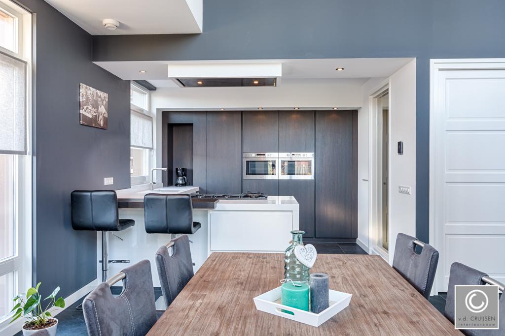 Kastenwand Keuken Moderne : Moderne keuken in zijtaart u van der cruijsen interieurbouw